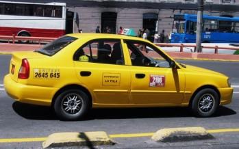 Quito_Taxi